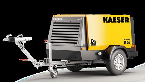 Компрессор M57 Kaeser Kompressoren 001