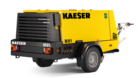 Компрессор M81 Kaeser Kompressoren 001