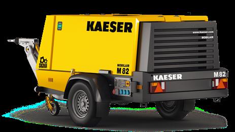 Компрессор M82 Kaeser Kompressoren 001