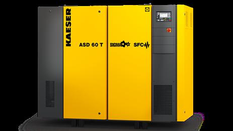 Винтовой компрессор ASD T Kaeser Kompressoren
