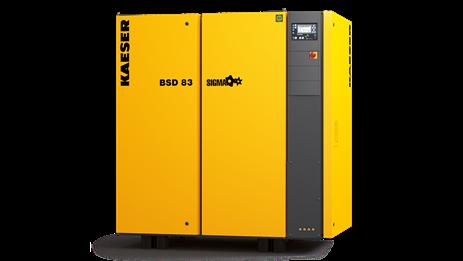 Винтовой компрессор BSD Kaeser Kompressoren