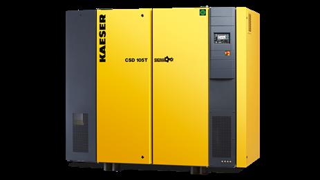 Винтовой компрессор CSD T Kaeser Kompressoren