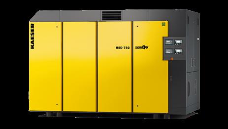 Винтовой компрессор HSD Kaeser Kompressoren