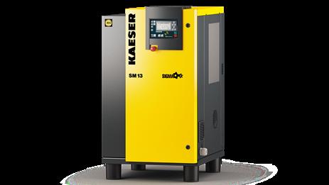 Винтовой компрессор SM Kaeser Kompressoren