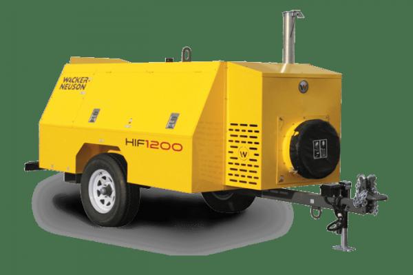 Беспламенная тепловая станция HIF 1200 Wacker Neuson 001