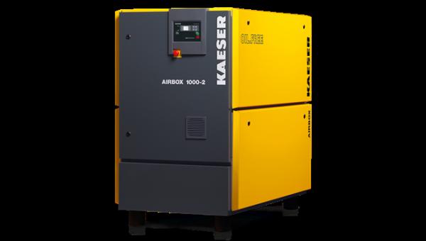 Поршневой компрессор AIRBOX Kaeser Kompressoren