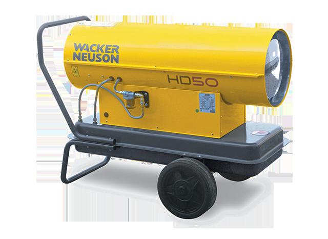Тепловая пушка HD50 Wacker Neuson 5200019335 001