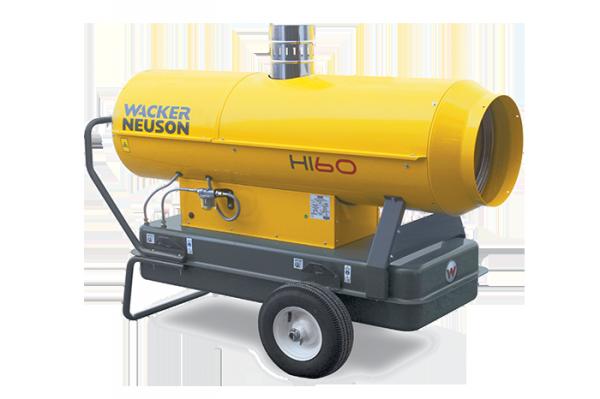 Тепловая пушка HI60 Wacker Neuson 001