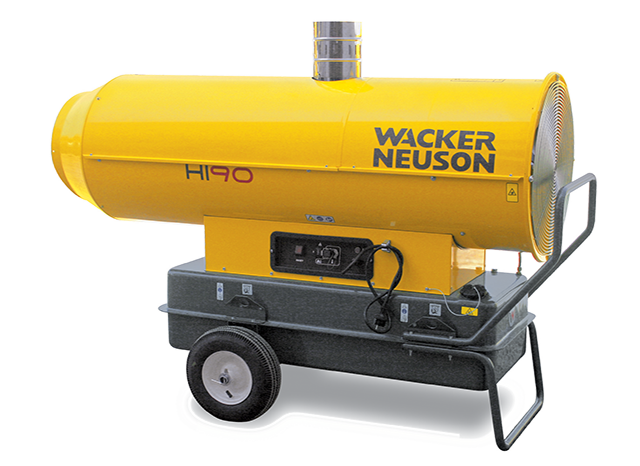 Тепловая пушка HI90 Wacker Neuson 001