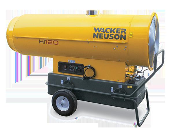Тепловая пушка IH 120 Wacker Neuson 5200019342 001