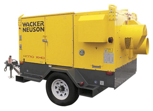 Тепловая станция HI 770XHD Wacker Neuson 001