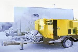 Тепловая станция HI 770XHD Wacker Neuson 005